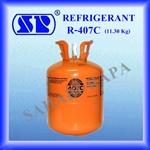 1.น้ำยา R-407