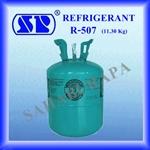 1.น้ำยา R-507